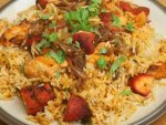 Chilli Chicken Fried Rice Recipe
