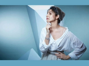 Elle Cover Girl: Serene Anushka Sharma