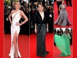 Celebs At Cannes With Gorgeous Necklines