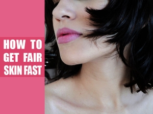 How To Get Fair Skin Fast
