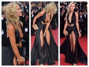 Worst celebrity wardrobe malfunctions uncut