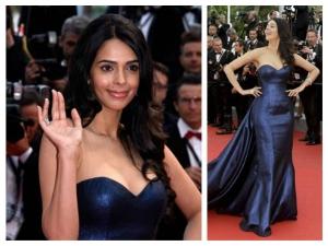 Cannes 2015: Mallika Looks Bombastic!