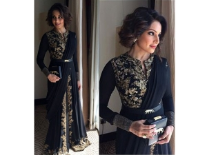 Bipasha Basu In Contemporary Ethnic