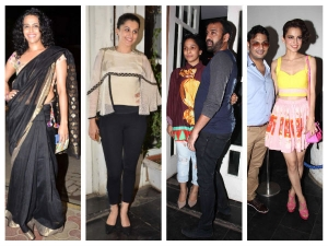 4 Celebs In Their Best At Bday Bash!