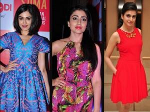 Stars At SIIMA Awards Press Meet