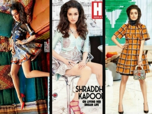 PICS: Shraddha Kapoor On Hello Magazine