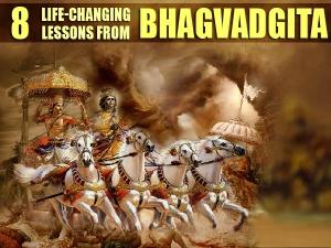 Lessons From Bhagavad Gita