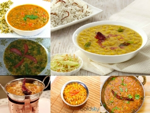 Different Dal Recipes You Can Try!!