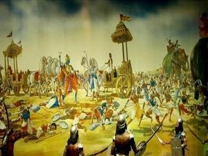 People Who Caused Mahabharata