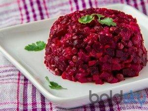 Beetroot Puriyal Recipe