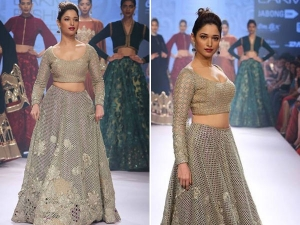 Lakme Fashion Week Winter Festive 2015 Neeta Lulla Bridal Style Collection