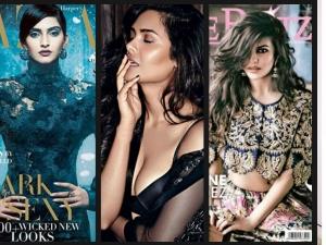 Celebs On September Magazine Covers