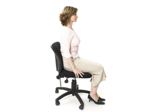 7 Desk Yoga Posses That You Have To Try
