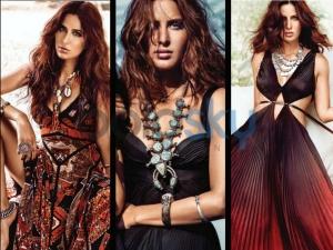 Katrina Kaif Vogue Magazine September 2015 Issue Pics