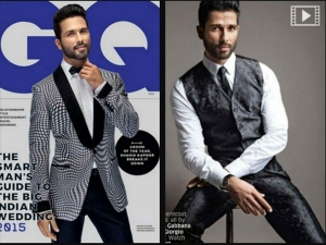 Shahid Kapoor Gq India September Tom Ford Suit Shoot Pics