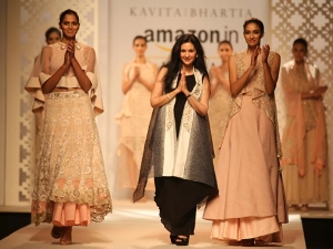 Kavita Bhartia's Sublime Collection,AIFW