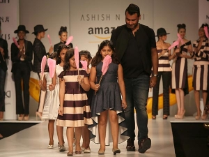 Ashish Soni's Contemporary Couture