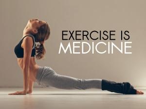 Using Exercise As A Medicine