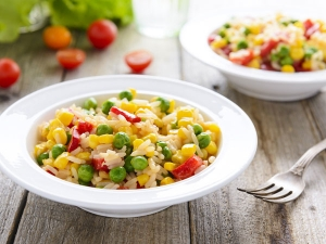Special Sweet Corn Rice Recipe