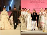 Salman Khan Sonam Kapoor Walked The Ramp To Promote Khadi Fashion In Ahmedabad