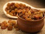 Reasons To Eat Raisins Everyday