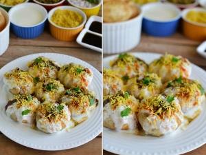 Evening Snack Recipe: Dahi Puri