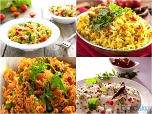 Must Try Rice Recipes For Diwali