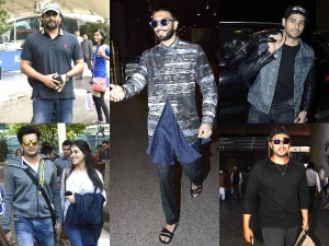 Celebrity Airport Fashion Eight Outfits To Steal From B Town Stars