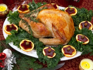 Stuffed Roasted Chicken Recipe For Christmas