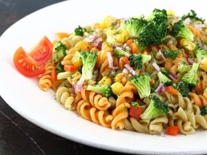 A Must Try Roasted Corn Pasta Recipe