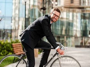Health Benefits Of Riding A Cycle To Work