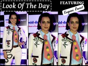 Look Of The Day Kangana Ranaut In Gucci