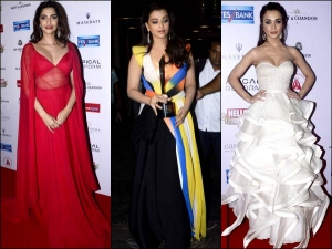 Hello Hall Of Fame Awards Seven Best Dressed Bollywood Damsels