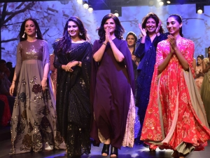 Neeta Lulla Lakme Fashion Week Summer Resort