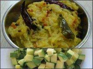 Tasty And Tangy Mango Pachadi Recipe