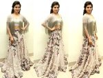 Samantha Ruth Prabhu A Aa Audio Launch Shriya Som Outfit