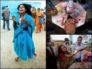 Religions Shrines In India That Practice Exorcisms