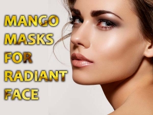 Here Is How You Can Use Mango Mask To Get Radiant Skin