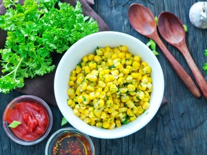 Fried Sweet Corn Recipe