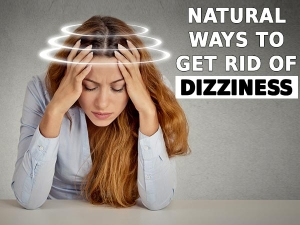 Easy Ways To Get Rid Of Dizziness Fast And Naturally