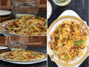 Veg And Non Veg Rice Recipes For Ramzan