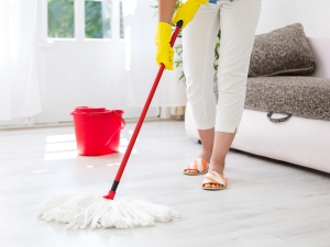How To Keep The Floor Tiles Shining