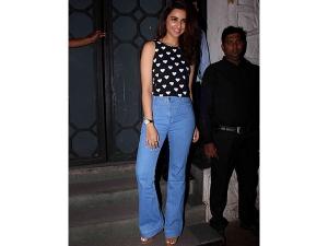 Parineeti Chopra Casual Look She Is Brining Back The 90s