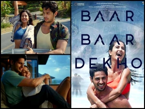 Baar Baar Dekho Outfits To Steal From The Movie