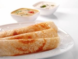 Easy Bread Dosa Recipe