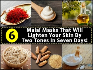 Six Malai Masks That Will Lighten Your Skin By Two Tones In Seven Days