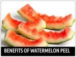 Benefits Of Watermelon Peel