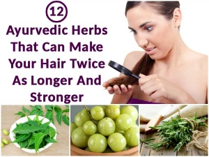 Ayurvedic Herbs That Can Make Your Hair Twice As Longer And Stronger