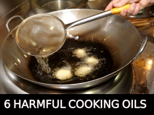 Harmful Cooking Oils