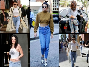 Kendall Jenner Street Style 8 Top Look Of Kendall In Jeans